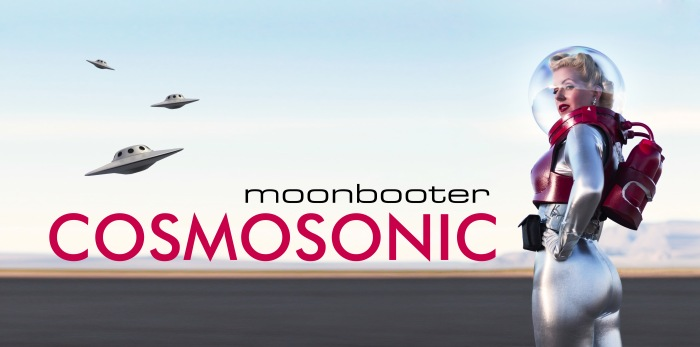 moonbooter - Cosmosonic