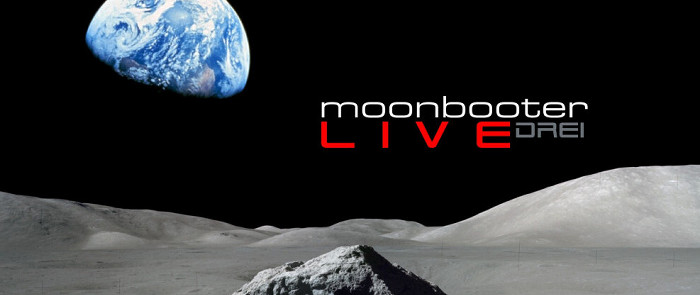 moonbooter - LIVE drei