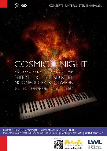 Cosmic Night 2016