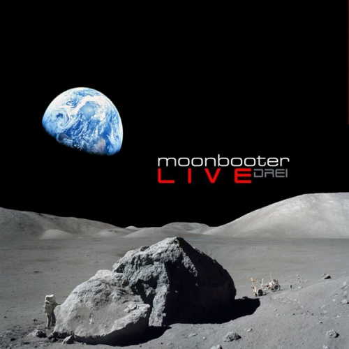 moonbooter - LIVE drei (Download)