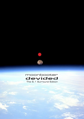 moonbooter - Devided (5.1 Surround DVD)