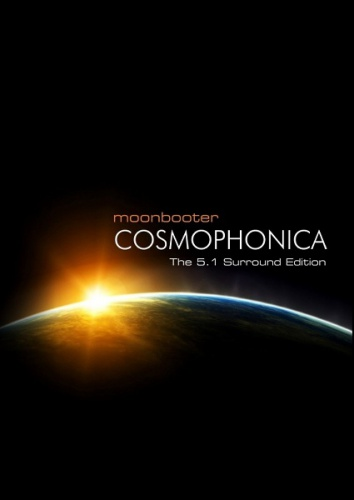 moonbooter - Cosmophonica (5.1 Surround DVD)